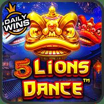 5-Lions-Dance™
