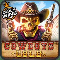 Cowboys-Gold™