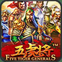 Five-Tiger-Generals