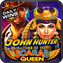 John-Hunter-and-the-Tomb-of-the-Scarab-Queen™