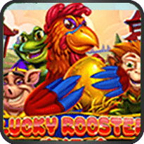 Lucky-Rooster