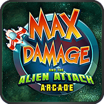 Max-Damage-and-the-Alien-Attack
