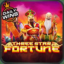 Three-Star-Fortune™