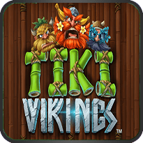 Tiki-Vikings